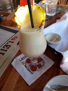 Coconut Grove (it had mac nut liqueur)